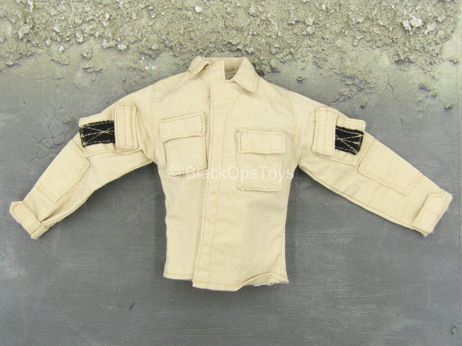 Tan Uniform Set