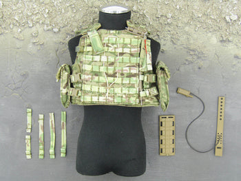 British Marine - Kabul Security - MTP Camo Plate Carrier Set