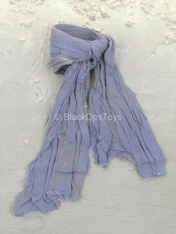 Inglorious Bastards - Aldo Raine - Blue Weathered Scarf