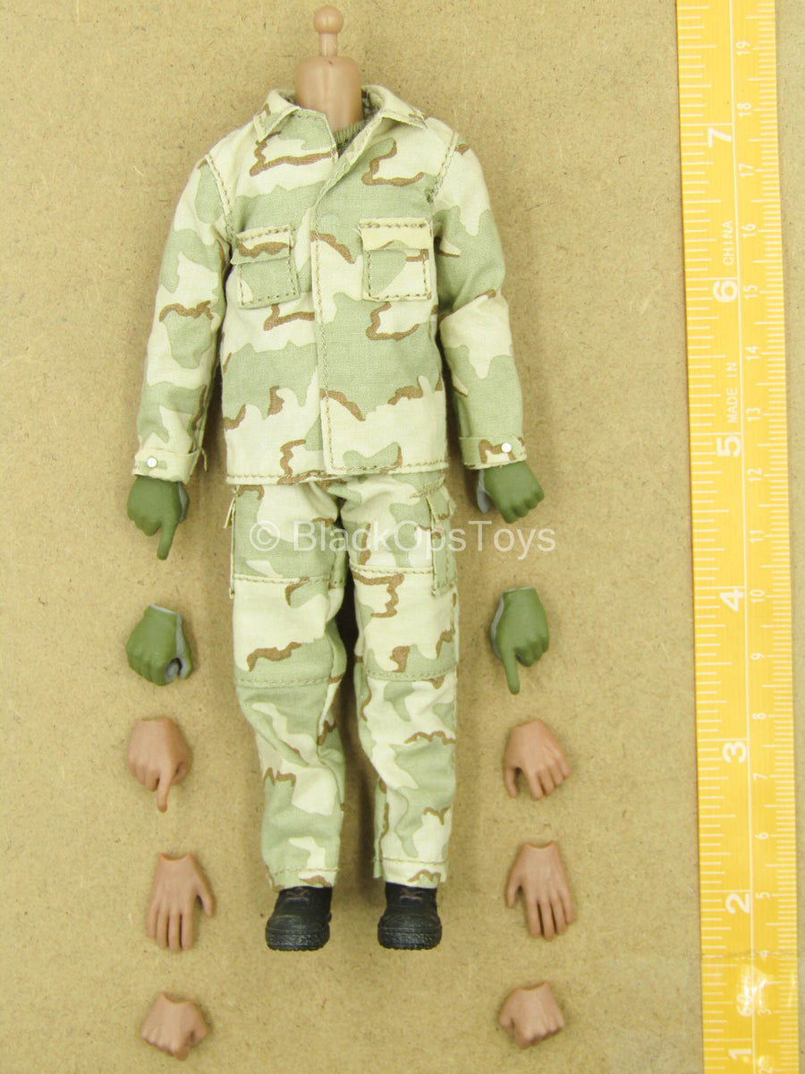 1/12 - Crazy Figure Shared - Male Dressed Body