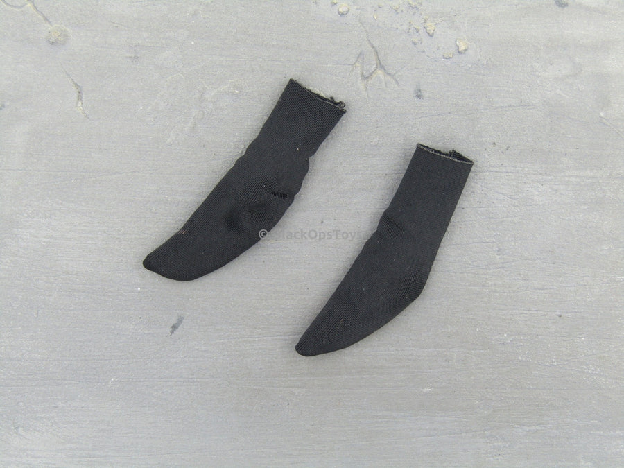 007 James Bond - Pair of Black Dress Socks