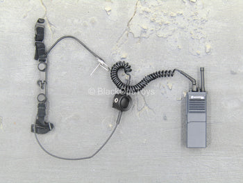 Speed - LAPD SWAT - Black Radio w/Head Set