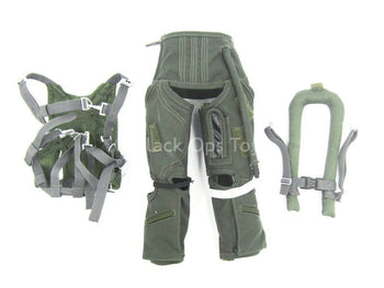 U.S.A.F. Nighthawk Pilot - G Suit & Harness w/ Flotation Collar