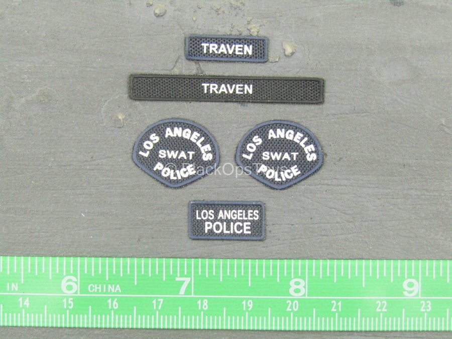 Speed - LAPD SWAT - Patch Set