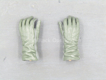 U.S.A.F. Nighthawk Pilot - OD Green Gloved Hand Set (x2)