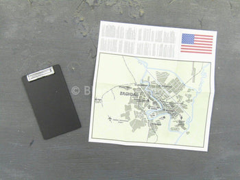 U.S.A.F. Nighthawk Pilot - Strategic Map