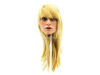Iron Man 3 - Pepper Pots - Head Sculpt w/Gwyneth Paltrow Likeness