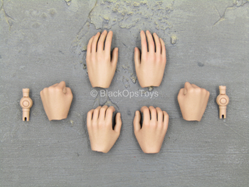 Iron Man 3 - Pepper Pots - Female Hand Set