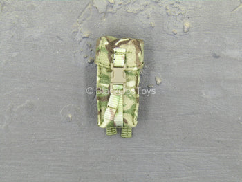British Marine - Kabul Security - MTP Camo Utility Pouch