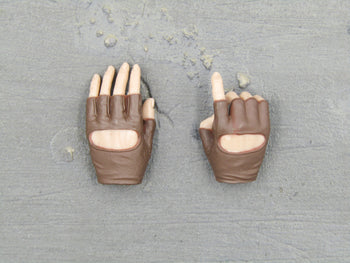 A-TACS FG - Brown Female Gloved Hand Set Type 1
