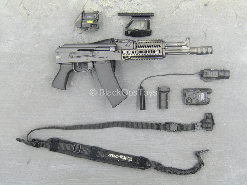 Spetsnaz FSB Alpha Group - AK-105 w/Folding Stock & Sling