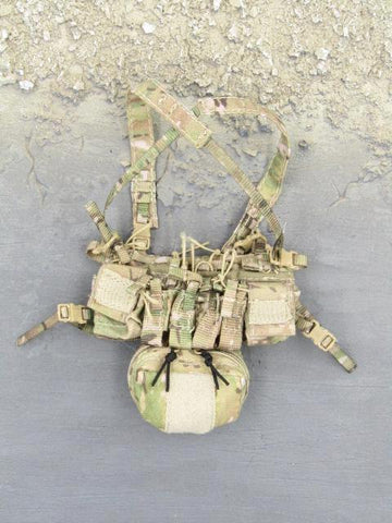 Feel Toys Female Commando Viper D3 CRX High Speed Chest Rig in Multicam