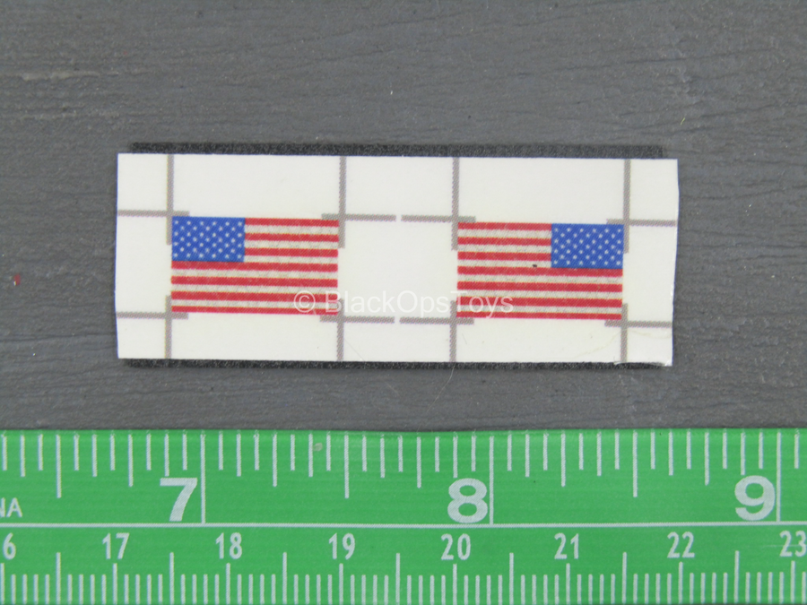 US Navy Seal VBSS - American Flag Patches