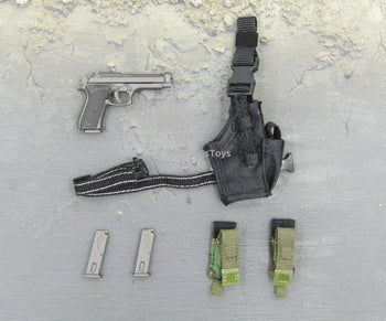US Navy Corpsman Joint Operation M9 Pistol Set