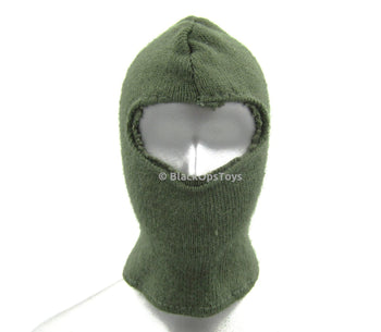 US Navy Corpsman Joint Operation OD Green Balaclava Mask