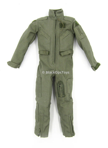 US Navy Corpsman Joint Operation OD Green Nomex Flight Suit