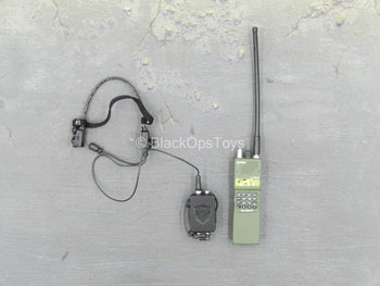 ZERT - Super Death Squad - OD Green Radio w/Headset