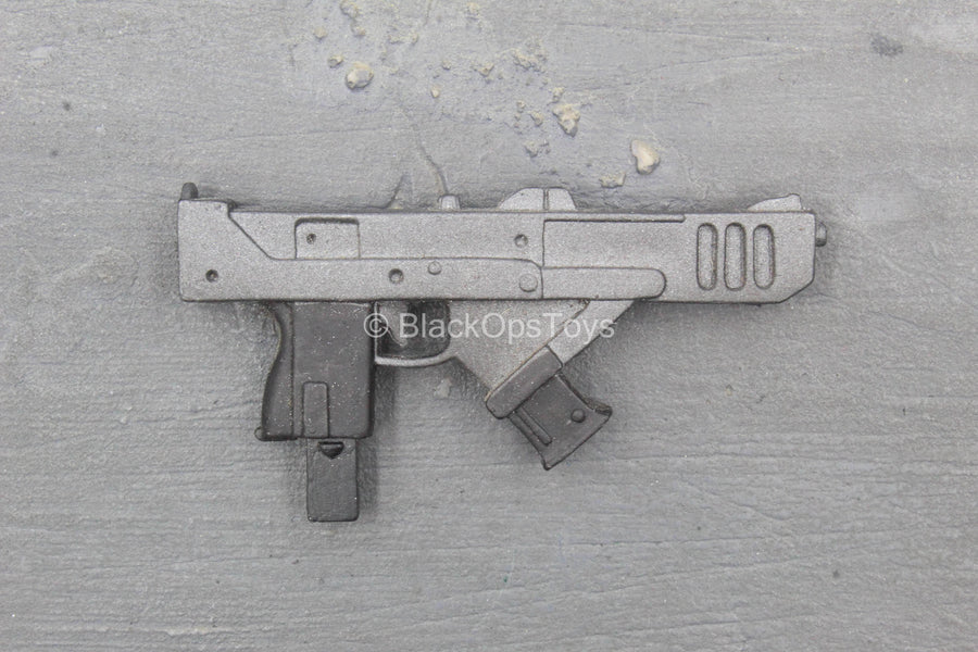 Blade - Grey Futuristic Sub Machine Gun (Type 2)