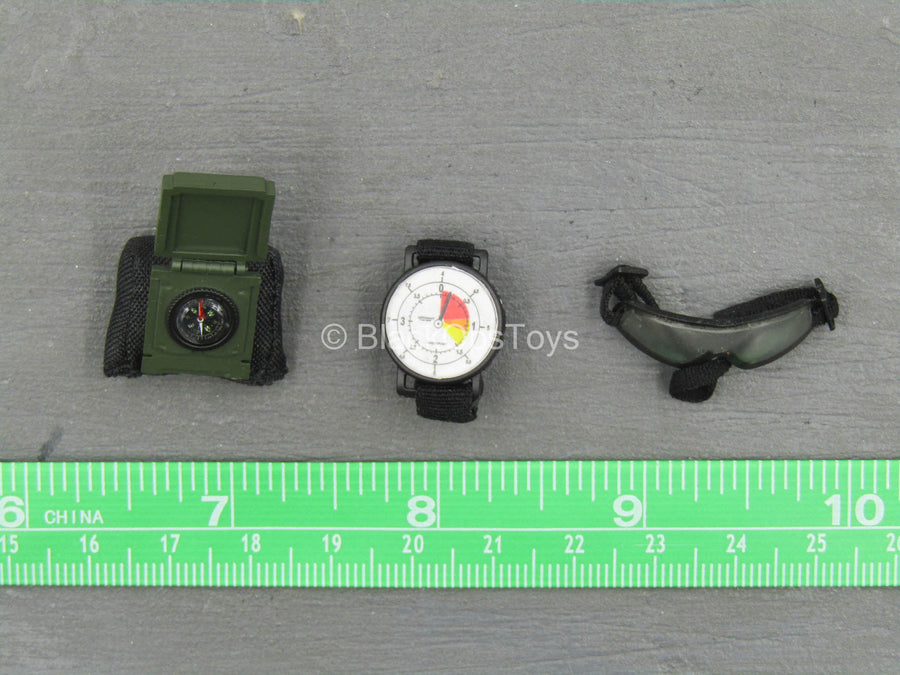 ZERT - Super Death Squad - Altimeter & Compass Set