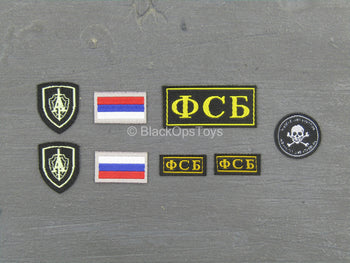 Spetsnaz FSB Alpha Group - Patch Set