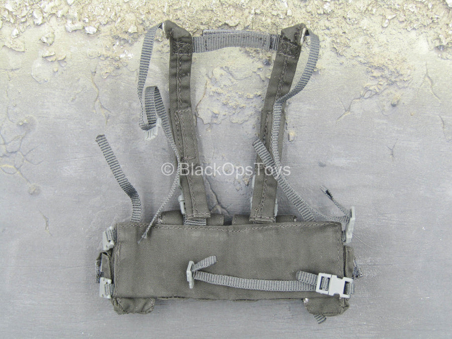 ZERT - Super Death Squad - Grey Chest Rig