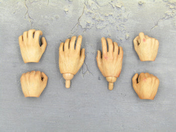 Leatherface - Hand Set (x6)