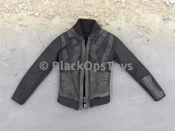 Hunger Games Katniss Everdeen Female Black Combat Jacket