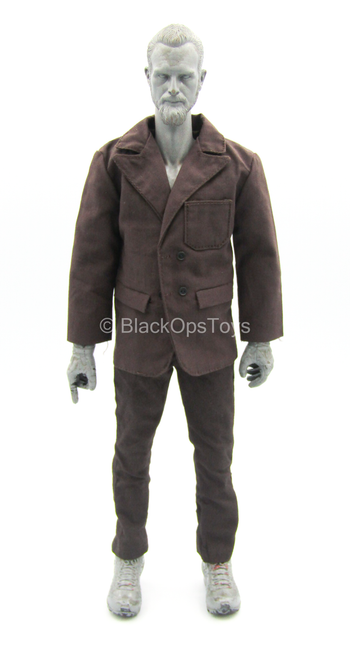 Cowboy - The Bad - Brown Suit Set