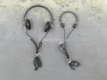WWII - WIking Division - Black Headphones