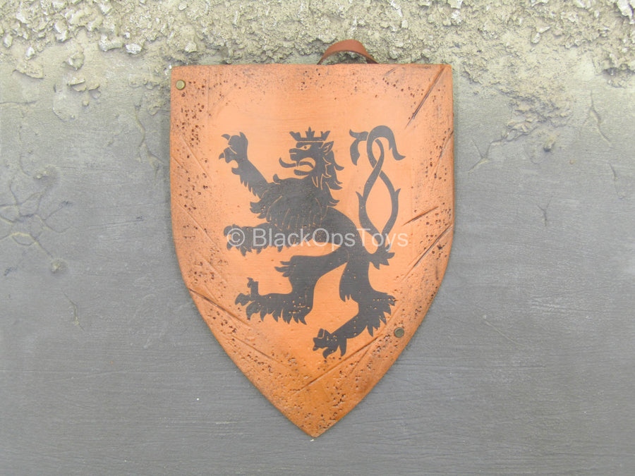 Baron Knight - Brown Shield w/Griffin
