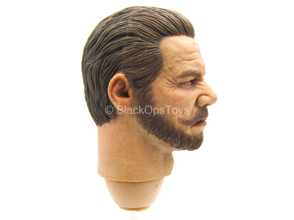 Baron Knight - Male Head Sculpt