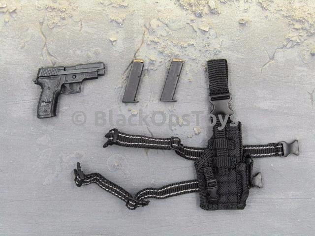 Soldiers of Fortune 4 - Galgo - Sig Pistol & Dropleg Holster