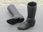 Cowboy - The Ugly - Black Boots (Peg Type)