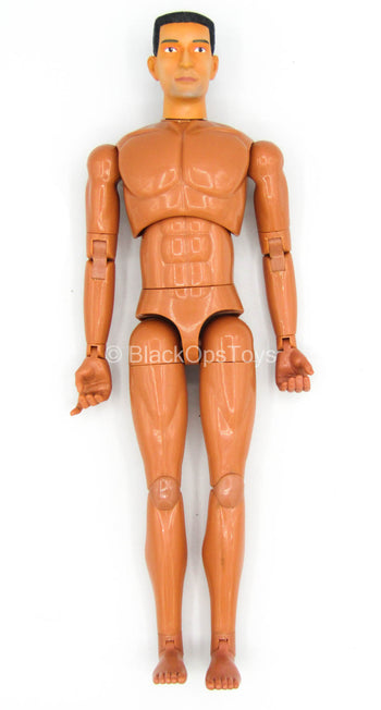 "C.I.D. ""Wai"" - Male Base Body w/Head Sculpt"
