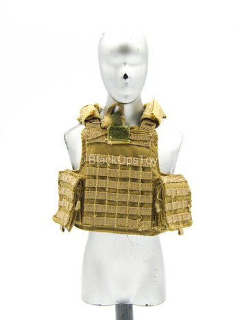 Tan RAV Assault Vest