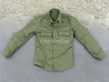 WWII - Tank Division - Green Shirt