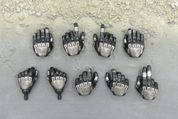 Batman Arkham Knight Hands Set x9