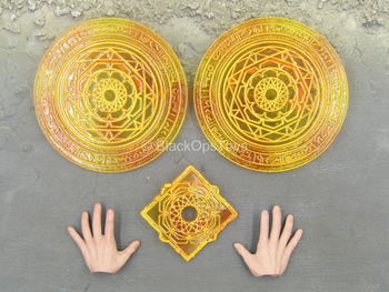 Doctor Strange - Orange Mystic Arts Mandalas Of Light w/Hand Set