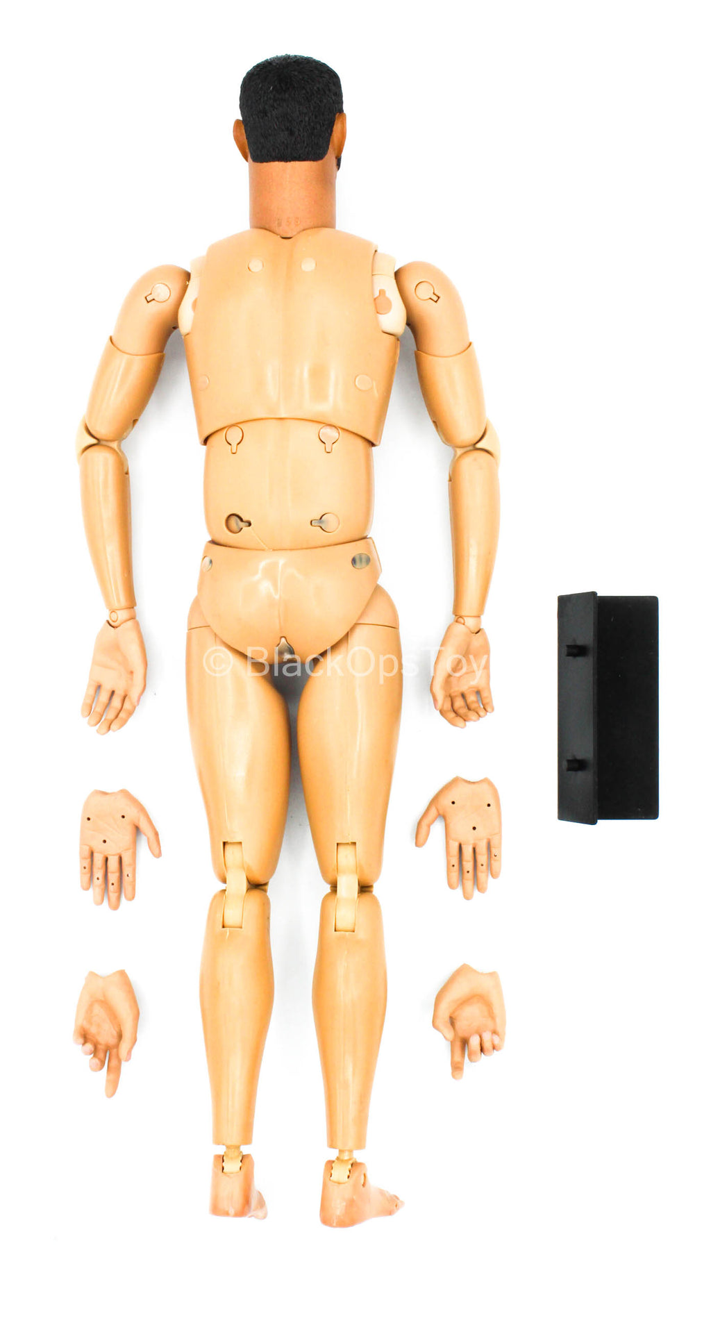 Golgo 13 - Male Base Body w/Head Sculpt
