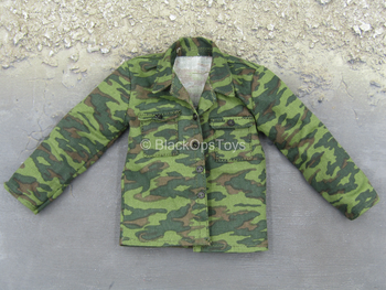 WWII - Tank Division - Camo Shirt