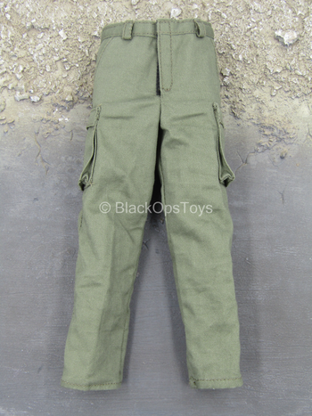 WWII - Tank Division - Green Pants