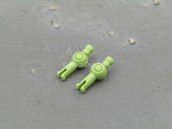 GOTG - Gamora - Green Female Wrist Pegs