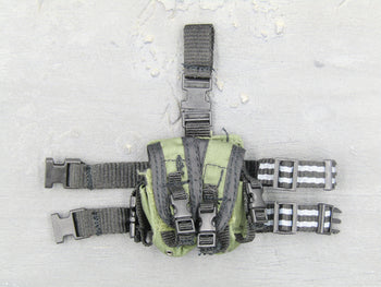 USSOCOM Navy Seal UDT Woodland- Double Mag Pouch