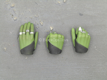 GOTG - Gamora - Green Female Hand Set (Type 1)