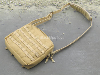 Sniper Muriel - Coyote Tan MOLLE Shoulder Bag