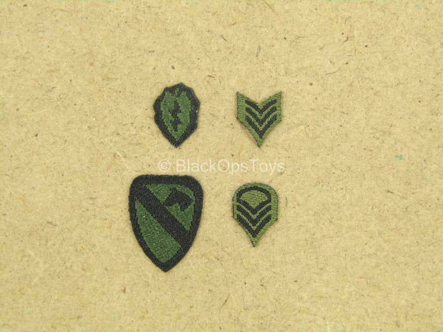 1/12 - Vietnam - US Infantry - Patch Set