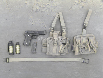 The Division 2 - Brian Johnson - M9 Pistol & Drop Leg Holster Set