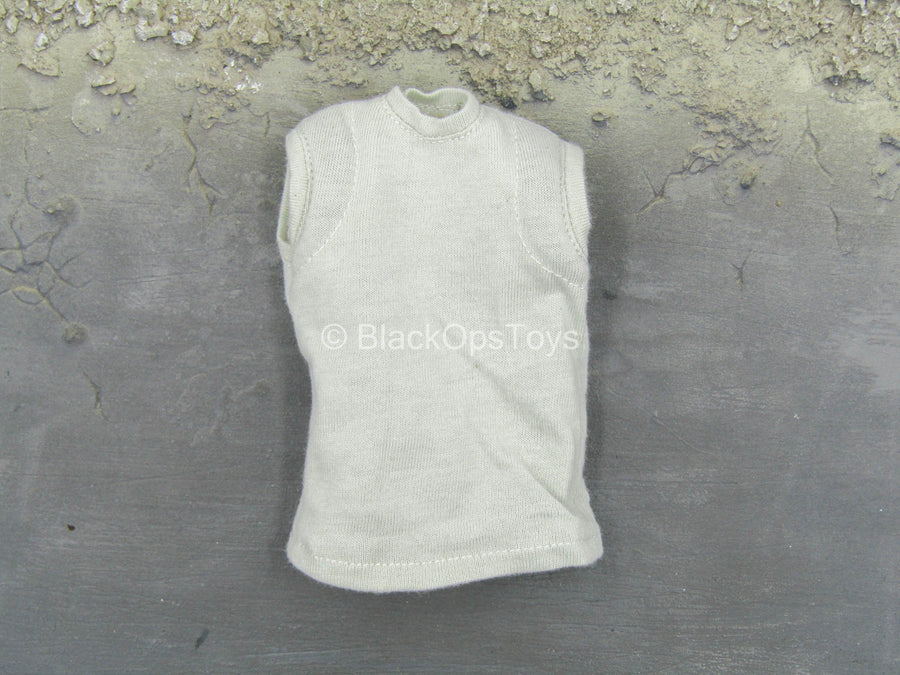 SHIRT - Off White Tank Top