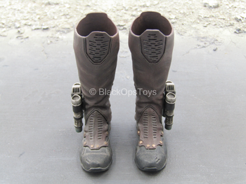 Guardians Of The Galaxy - Brown Rocket Boots (Peg Type)