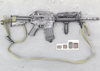 US Air Force - AFSOC - Black M4 Rifle w/Accessory Set